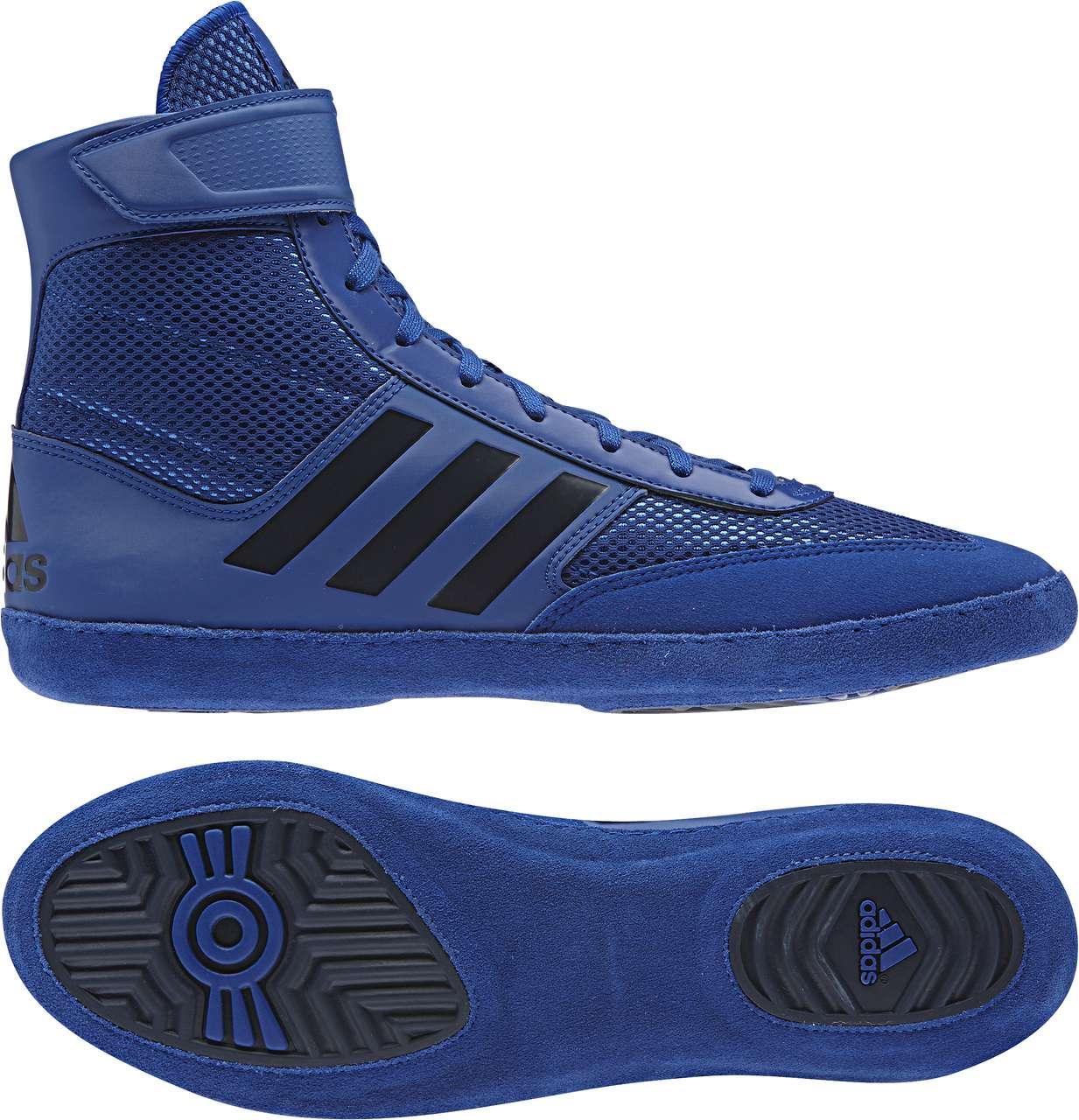 adidas Schuhe schwarz Ringerstiefel Combat Speed V