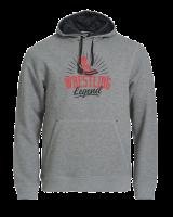 """Premium Hoody (Damen/Herren) """"Wrestling Legend"""""""
