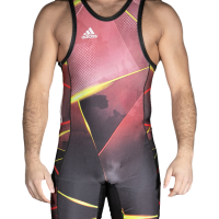adidas Lightning '19 Singlet Men red