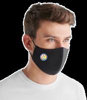 """Maske (Erwachsene/Kinder) """"Hessischer Ringerverband e.V."""""""